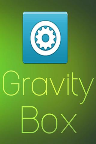 Gravity box for android – download for free.
