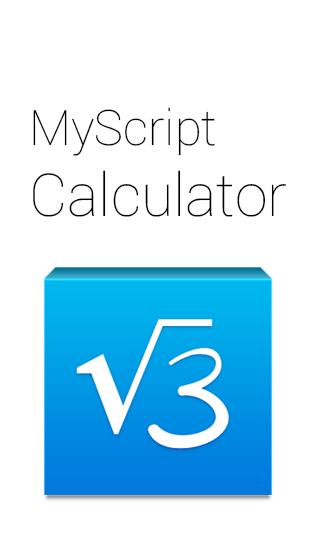 Myscript calculator handwriting calculator ipa cracked for ios.