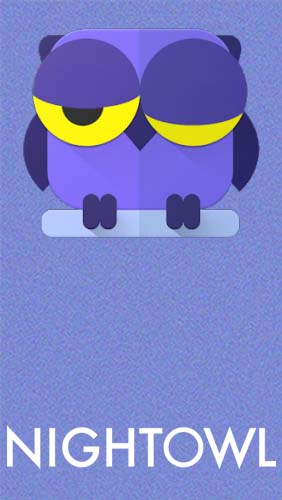 Night owl - Screen dimmer & night mode for Android