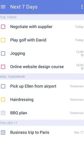 Download TickTick: To do list with reminder, Day planner for Android for free. Apps for phones and tablets.