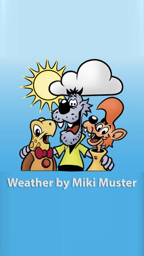 weather by miki muster para android decargar gratis - Gratis Muster