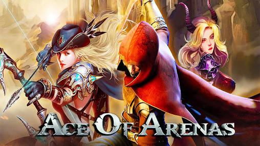 Ace of arenas poster