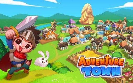 Descargar Adventure Town Para Android Gratis El Juego La Ciudad De