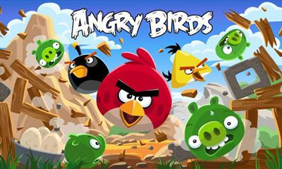 Download angry birds for windows mobile.