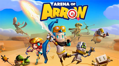 Arena of arrow: 3v3 MOBA game poster