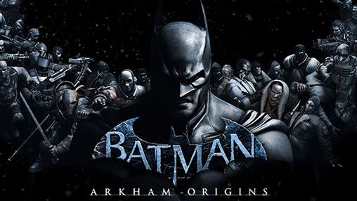 Batman  Arkham origins para Android baixar grátis. O jogo Batman ... aa48a6bf9cc