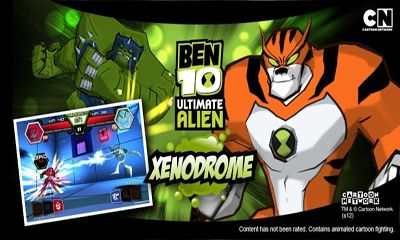 ben 10 xenodrome for android download apk free