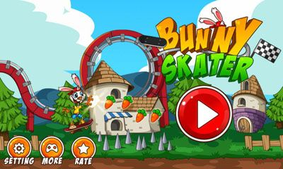 Bunny skater for android download apk free.