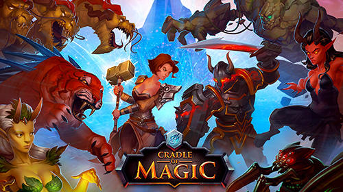 Cradle of magic: Card game, battle arena, rpg for Android - Download
