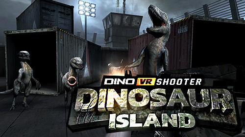 Dino vr shooter: dinosaur hunter jurassic island pour android à.