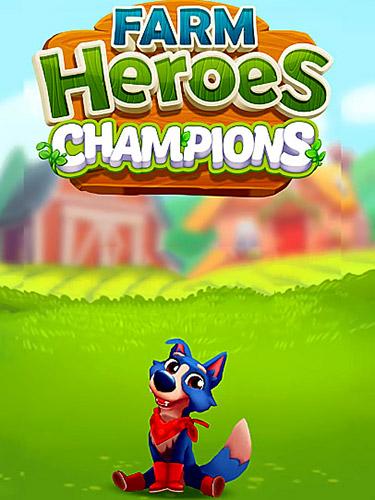Descargar Farm Heroes Champions Para Android Gratis El Juego