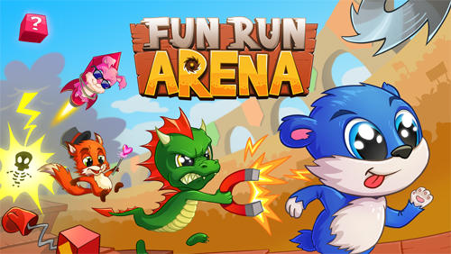 Descargar Fun Run Arena Multiplayer Race Para Android Gratis El