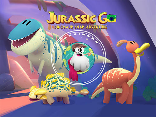 Jurassic go: Dinosaur snap adventures for Android - Download