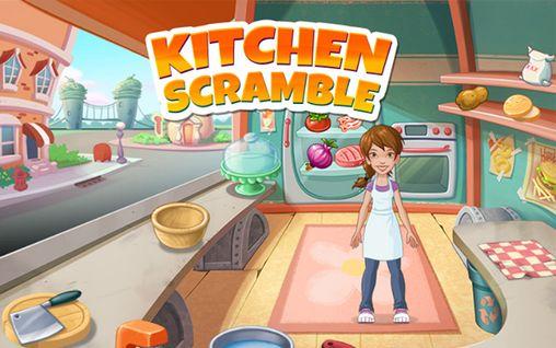 jeu kitchen scramble gratuit