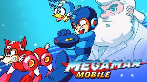 android用megaman mobileを無料でダウンロード アンドロイド用メガマン