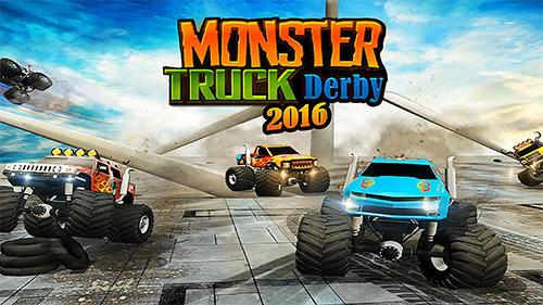 monster truck derby 2016 f r android kostenlos. Black Bedroom Furniture Sets. Home Design Ideas