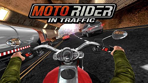 Descargar Moto Rider In Traffic Para Android Gratis El Juego