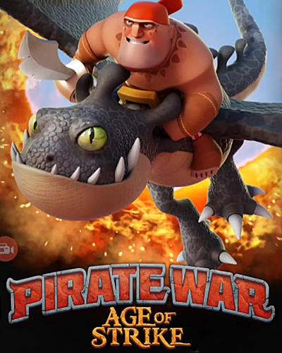 Pirate war: Age of strike poster