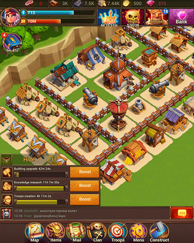 Pirate war: Age of strike screenshot 1