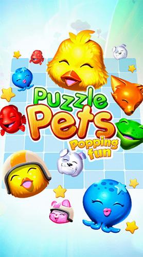 Descargar Puzzle Pets Popping Fun Para Android Gratis El Juego