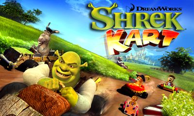 Shrek kart for android download apk free.