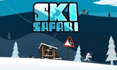 Download android apk game ski safari: adventure time.