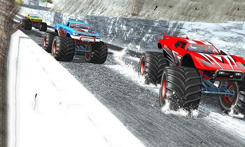 juego 3d snow rally canada gratis para android