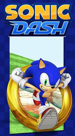 Sonic dash comes rolling into the google play store, takes in-app.