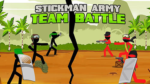 Stickman army: Team battle for Android - Download APK free