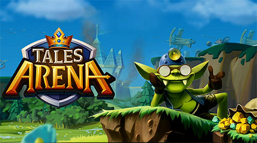 Tales arena this is the rts games on your palm. For android.