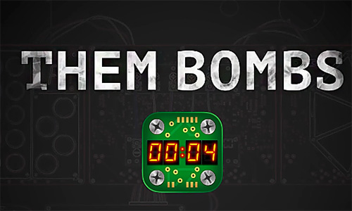 Descargar Them Bombs Co Op Board Game Play With 2 4 Friends Para
