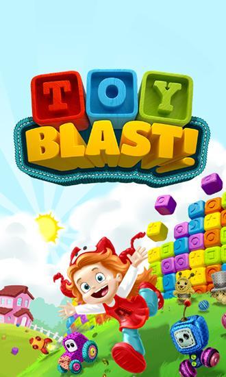 toy blast spiel