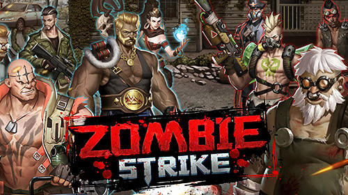 android用zombie strike the last war of idle battleを無料で