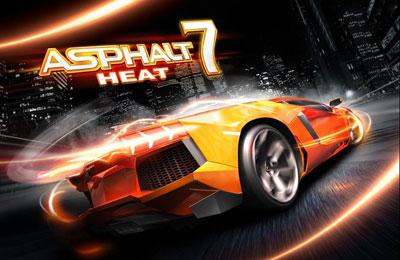 Asphalt 7 heat v 1 8 1 ipa for iphone ipad ipod free download.