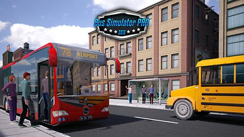 Bus Simulator Pro  Iphone Game Free Download Ipa For Ipadiphone Ipod