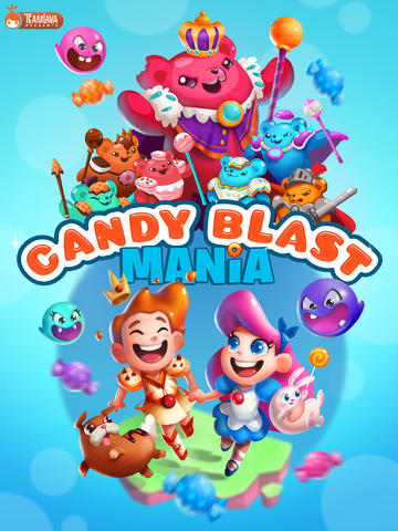 Candy blast mania iphone game free. Download ipa for ipad,iphone.