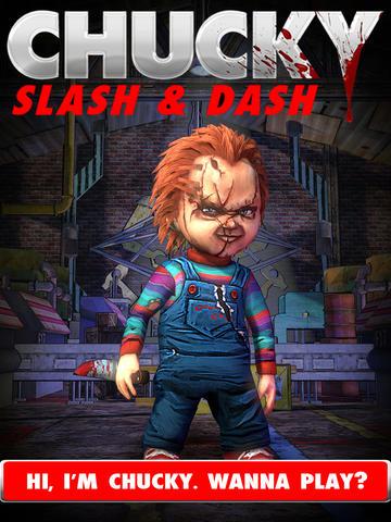 chucky slash and dash apk mod