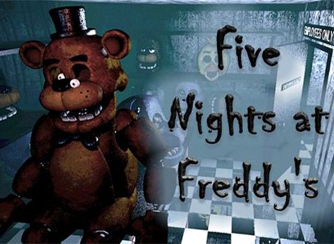 Five nights at Freddy's iPhone game - free  Download ipa for