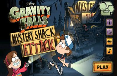 Gravity Falls Mystery Shack Attack Descargar Para Iphone Gratis El