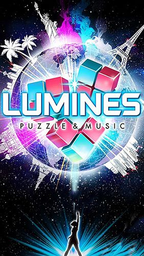 Lumines puzzle and music iPhone game - free  Download ipa