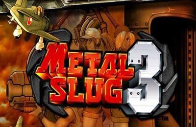 Metal slug 3 for android latest version 1. 8 | free download apps.