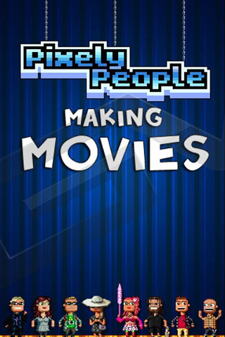 iphone pixely people making movies ゲームを無料でダウンロード