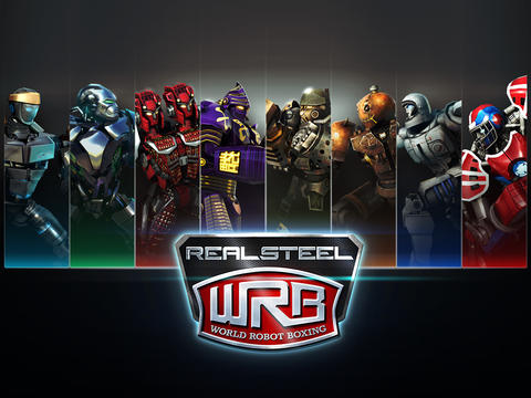 Real steel: world robot boxing launched as free to play download.