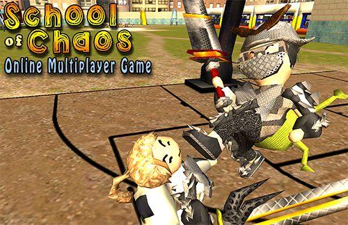 School Of Chaos Online Mmorpg Descargar Para Iphone Gratis El Juego