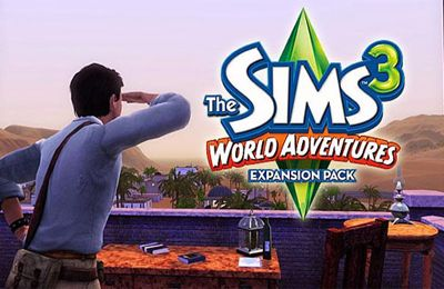 The Sims 3 World Adventures iPhone game - free  Download ipa