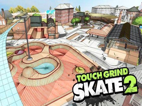 touchgrind skate 2 gratuitement