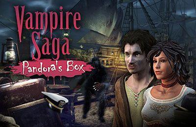 Vampire Saga: Pandora's Box iPhone game - free  Download ipa for