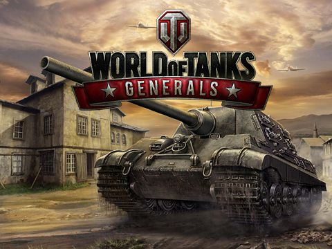 World of tanks: Generals iPhone game - free  Download ipa