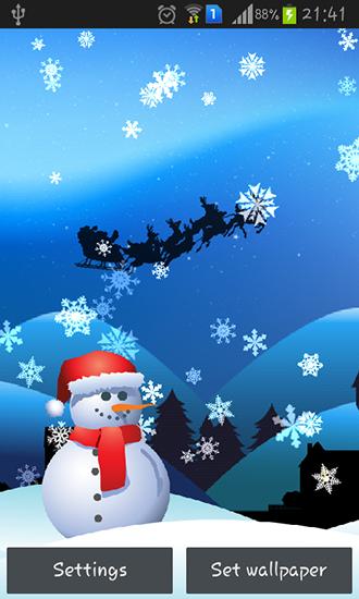 Descargar Christmas Magic Para Android Gratis El Fondo De