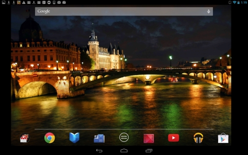 Gallery 3D Live Wallpaper For Android Free Download Tablet And Phone